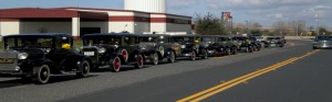 Modesto Area Model A Club Cars