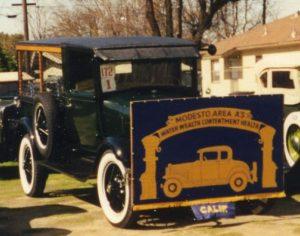 Model A Truck - Hank Welch