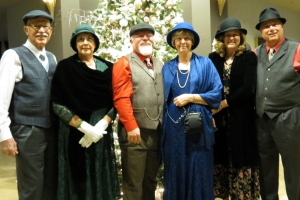 Modesto Area Model A Club - Christmas Installation