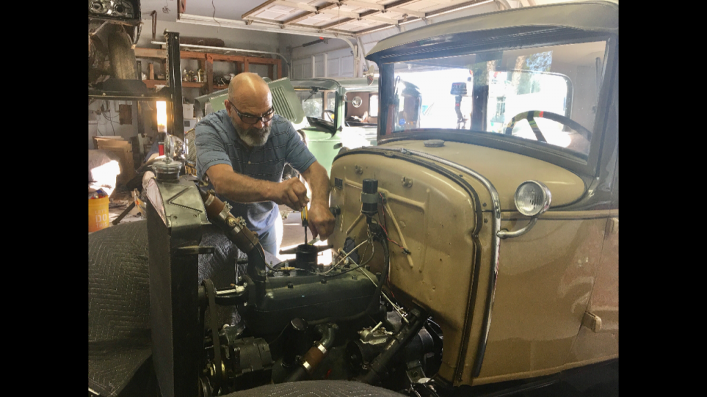 Model A Club of the Modesto Area - Sheltering in Place
