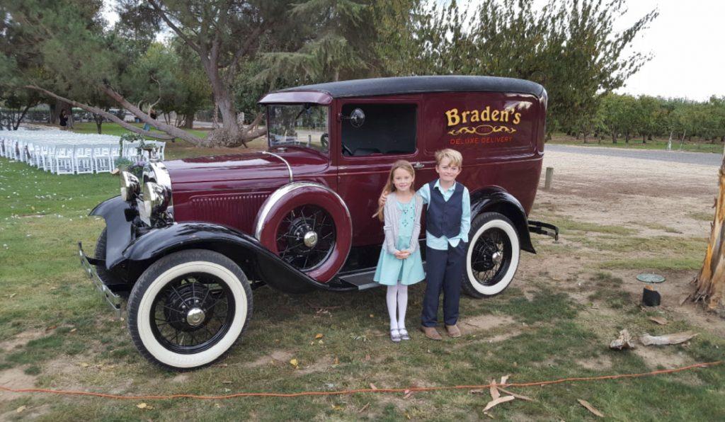 Stanley Braden Model A Ford Story